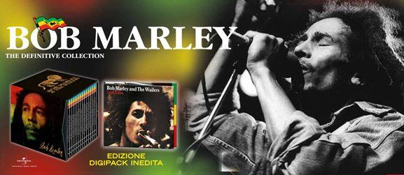 Torna in edicola la discografia di Bob Marley. A distanza di diversi anni dalla prima collezione discografica del re del reggae rilasciata in allegato a Tv Sorrisi e Canzoni, la […]