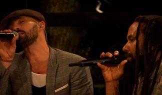 Gentleman e Ky-Mani Marley in una versione acustica di Redemption Song (video)