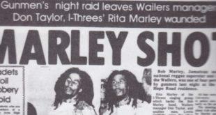 Accadeva oggi 3 dicembre: l'attentato a Bob Marley che divenne una canzone (gallery e video)