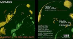 Vin Gordon & The Real Rock Band: a maggio il nuovo disco Heavenless