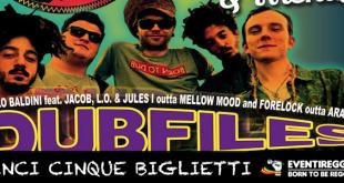 Contest Dubfiles, Paolo Baldini, Mellow Mood, Forelock: vinci 5 biglietti per il concerto di Chieti