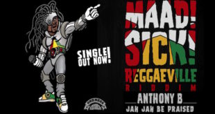 Jah Jah Be Praised: nuovo singolo per Anthony B