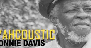In uscita IyahCoustic, il nuovo disco di Ronnie Davis