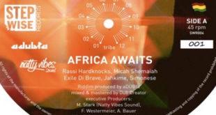 Il singolo Africa Awaits mette insieme Exile Di Brave, Micah Shemaiah ed altri artisti