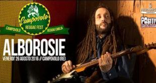 Contest Campovolo Reggae Fest: in palio due biglietti per il concerto di Alborosie