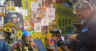 Intervista a Volker Shaner, il regista di Lee Scratch Perry's Vision Of Paradise