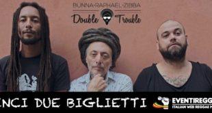 Contest Double Trouble: in palio due biglietti per il concerto di Torino