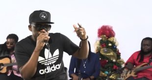 Busy Signal canta 12 Days Of Christmas per #CrimeFreeChristmas