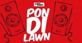 Da Gappy Ranks arriva il Pon Di Lawn EP