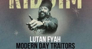 Da Lutan Fyah c'è il singolo Modern Day Traitors