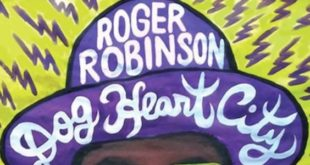 Roger Robinson: il nuovo album è Dog Heart City