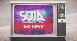 Bad News è il nuovo singolo dei Soja che anticipa un nuovo album