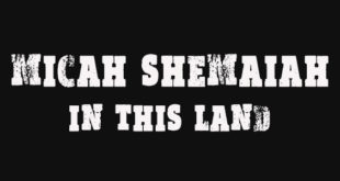 In This Land è il nuovo singolo di Micah Shemaiah