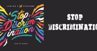 Uscito Stop Discrimination, l'EP che mette inisieme Junior V e Sista Awa