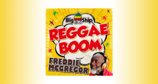 Nuovo singolo per Freddie McGregor: pubblicato Reggae Boom