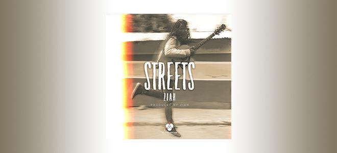 Streets il singolo d 39 esordio di ziah nuovo nome for Giardino e nome collettivo