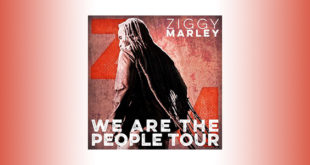 Un nuovo live album per Ziggy Marley: pubblicato We Are The People Tour