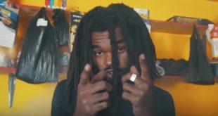 Ganja I'm Smoking è il nuovo singolo di Dre Island
