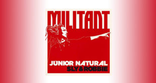 Junior Natural: il nuovo album è Militant