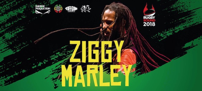 Ziggy Marley in Italia