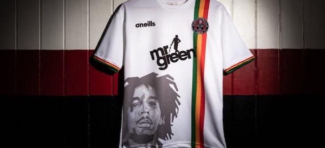 Maglia Marley per il Bohemian